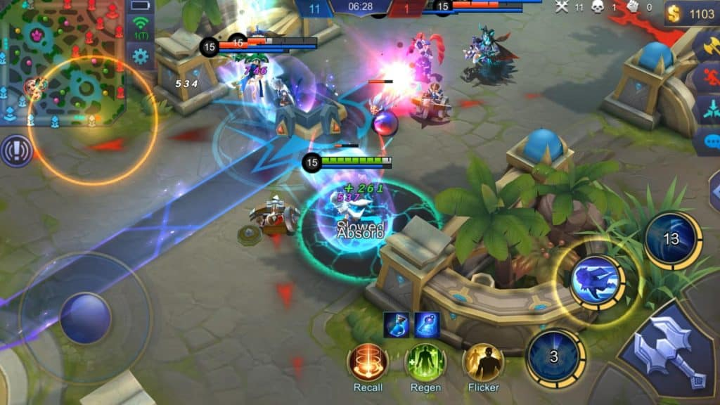 MOBILE LEGENDS VNG FEATURES