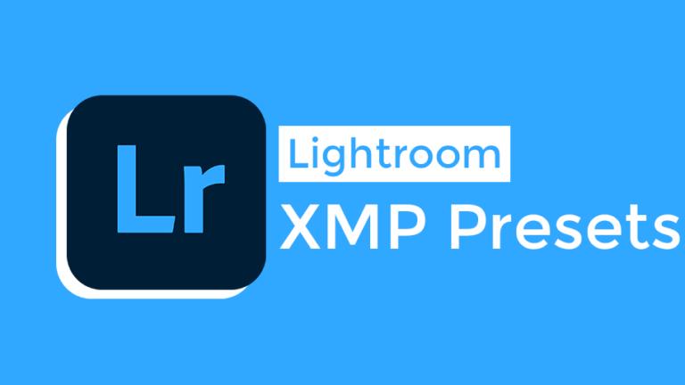 Download Latest Set of Free Lightroom XMP Presets